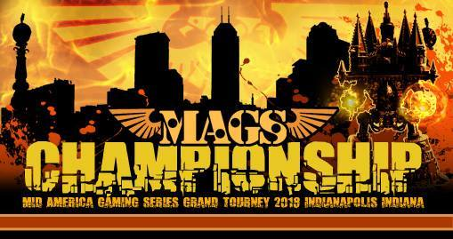 MAGS Championship banner